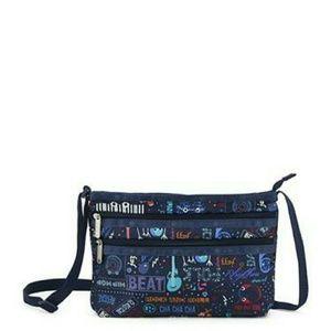 Handbags - Lesportsac Quinn Bag Little Orchestra Print